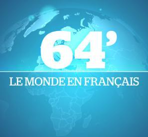 64' le monde en français (2 fiches)