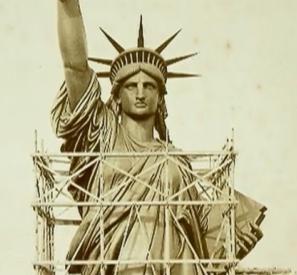 Statue de la Liberté: un cadeau de la France