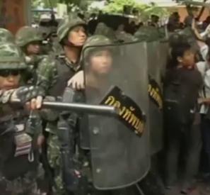 Dérive autoritaire en Thaïlande