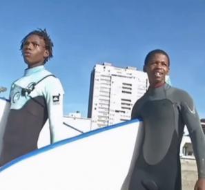 Afrique du Sud : surfer vers une nouvelle vie