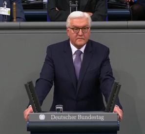 L'Allemagne a un nouveau président