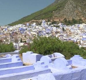 La ville bleue qui voulait être verte