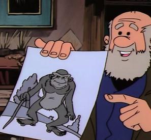 Darwin : la théorie de l'évolution