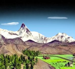Que serait un monde sans atmosphère ?