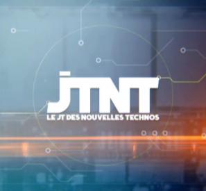 Le JTNT, le JT des nouvelles technos