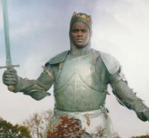 Le plus fort du monde, interprété par Black M