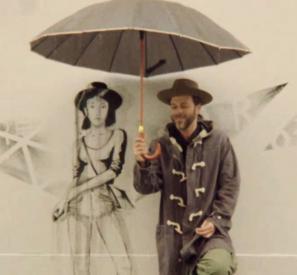 La Parisienne, interprété par Christophe Maé