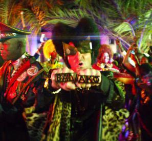 Bal de Bamako, interprété par -M- et Oxmo Puccino