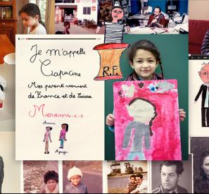 Les photos de famille (atelier 7 - français langue maternelle)