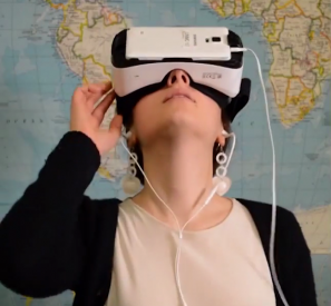 Réalité virtuelle : créer l'empathie humanitaire