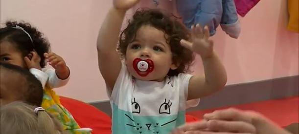 Langue des signes pour les tout-petits